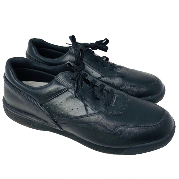 aea370143fb42b Rockport Shoes | Prowalker Black Leather Oxford 13 | Poshmark